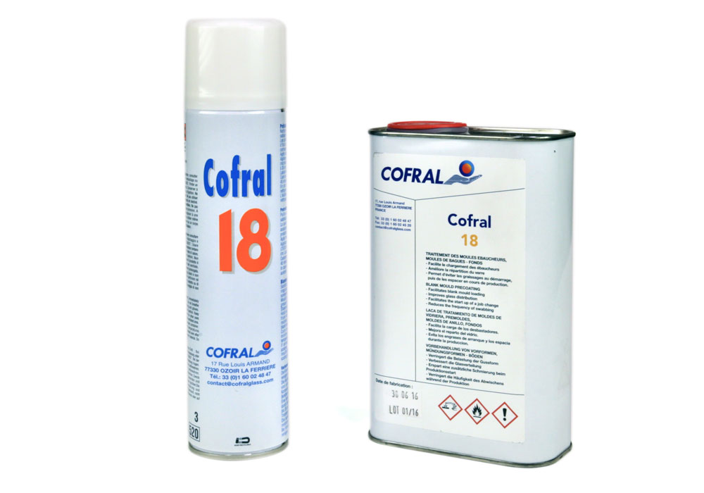 COFRAL 18 lacquer