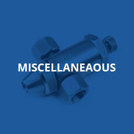 Miscellaneaous