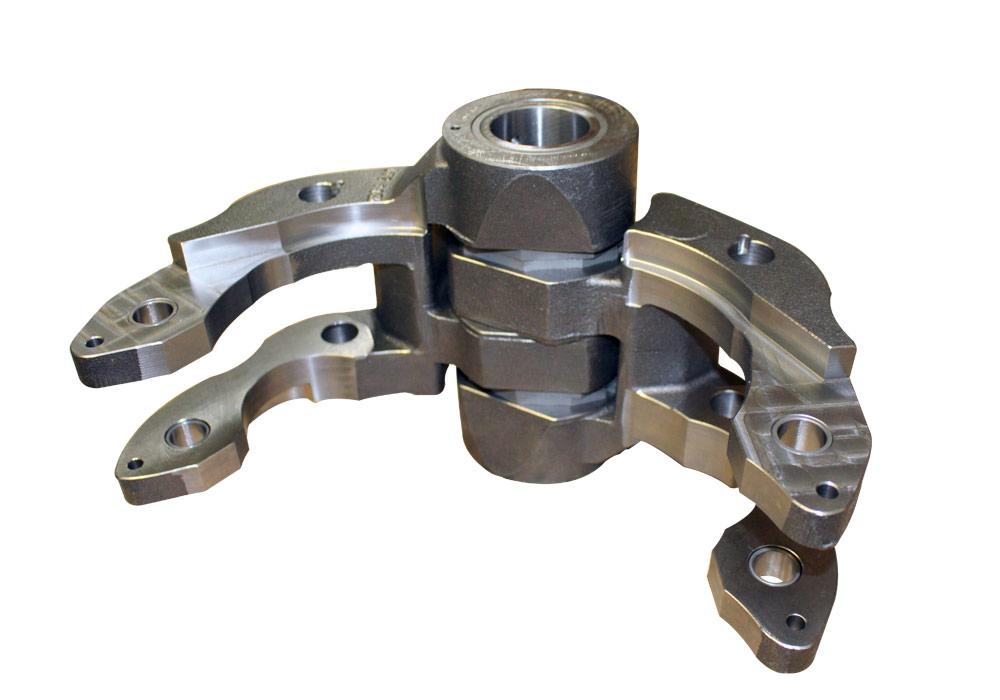 Mold holder 2
