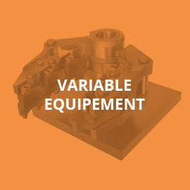 Variable equipement